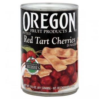 Oregon Fruit Products Cherries Red Tart in Water