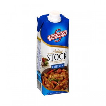 Swanson Cooking Stock Chicken