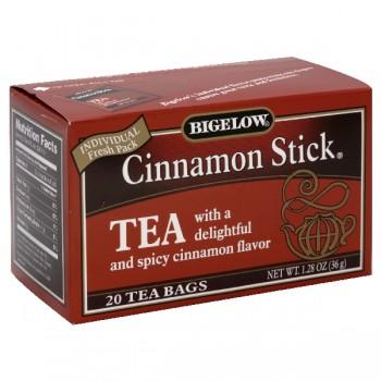 Bigelow Cinnamon Stick Black Tea Bags