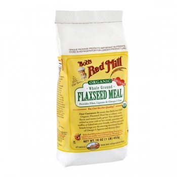 Bob's Red Mill Flaxseed Meal Whole Ground Organic