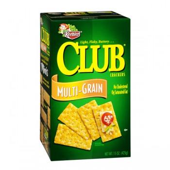 Keebler Club Crackers Multigrain