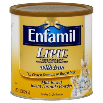 Enfamil LIPIL Formula with Iron Powder