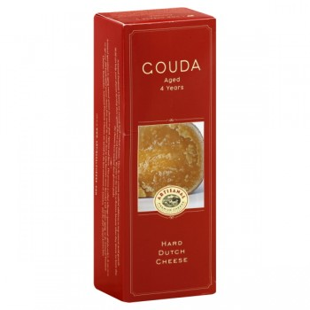 Artisanal Premium Cheese Gouda Aged 4 Years (Hard Dutch)