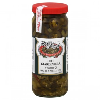 Dell' Alpe Peppers Giardiniera Hot