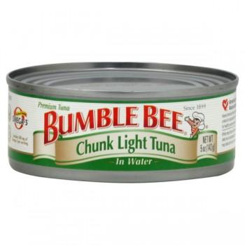 Bumble Bee Tuna Chunk Light in Water