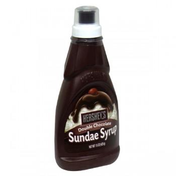 Hershey's Sundae Syrup Double Chocolate