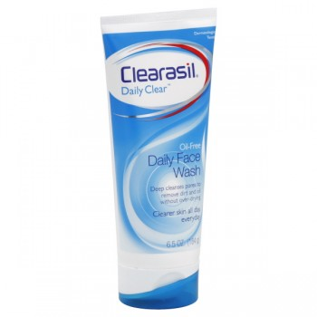 Clearasil Daily Clear Daily Face Wash Oil-Free