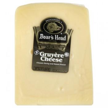 Boar's Head Master Cheesemaker's Cheese Gruyere Chunk