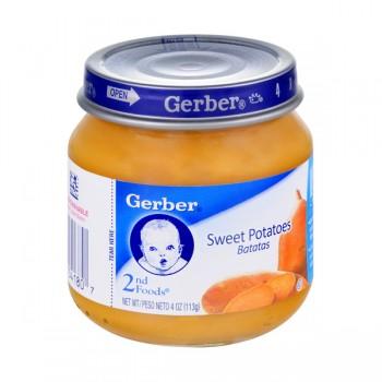 Gerber 2nd Foods Sweet Potatoes