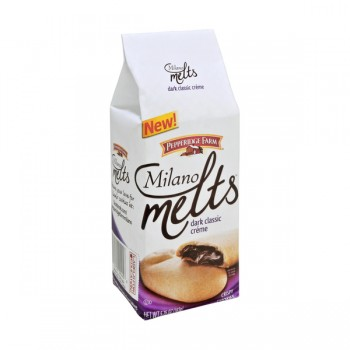 Pepperidge Farm Milano Melts Dark Classic Creme