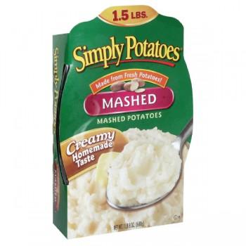 Simply Potatoes Mashed Potatoes