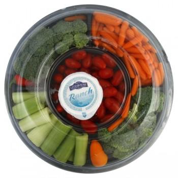 Vegetable Platter Del Monte