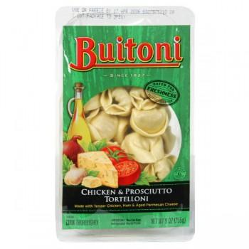 Buitoni Pasta Tortelloni Chicken & Prosciutto Refrigerated