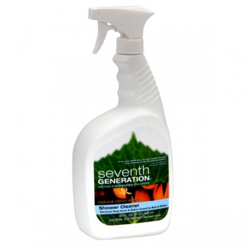 Seventh Generation Shower Cleaner Citrus Scent Natural Pump