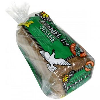 Food For Life Ezekiel 4:9 Sprouted Grain Bread Sesame Flourless Organic