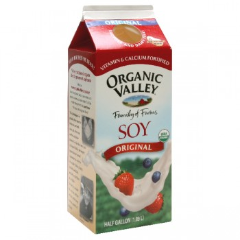 Organic Valley Soy Milk Original Refrigerated