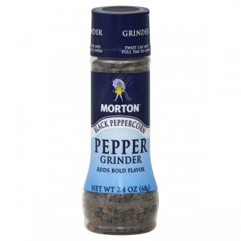 Morton Pepper Grinder Black Peppercorn