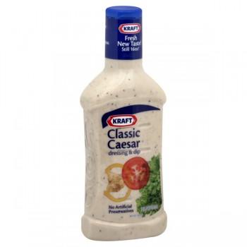 Kraft Salad Dressing Classic Caesar