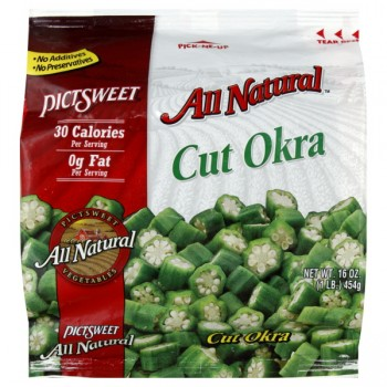Pictsweet Okra Cut