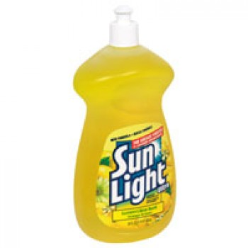 Sunlight Ultra Dish Liquid Citrus Burst