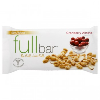 FullBar Appetite Control Car Cranberry Almond 100% Natural