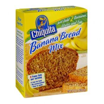 Chiquita Bread Mix Banana