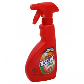Resolve Max Laundry Stain Remover Trigger Spray