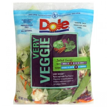 Salad Dole Very Veggie All Natural