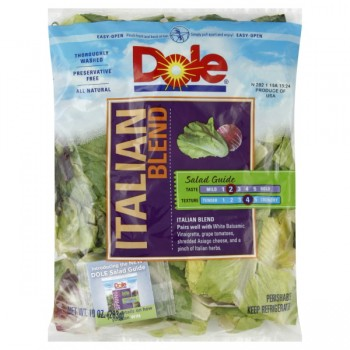 Salad Dole Italian Blend All Natural