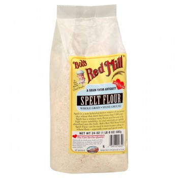 Bob's Red Mill Flour Spelt Whole Grain Stone Ground