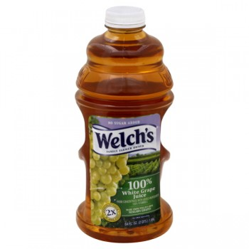 Welch's 100% White Grape Juice