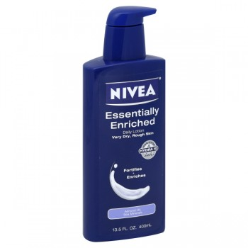 Nivea Body Lotion Extra Enriched Pump