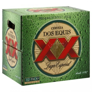 Dos Equis Lager - 12 pk