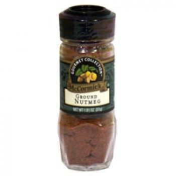 McCormick Gourmet Collection Nutmeg Ground