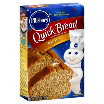 Pillsbury Quick Bread & Muffin Mix Banana
