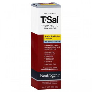 Neutrogena T/Sal Therapeutic Shampoo Maximum Strength