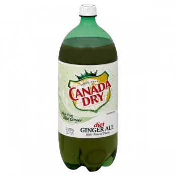 Canada Dry Ginger Ale Diet