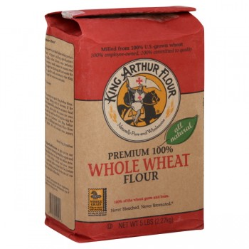 King Arthur Flour Traditional Whole Wheat All Natural