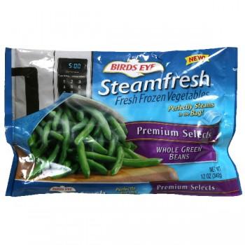 Birds Eye Steamfresh Premium Selects Green Beans Whole