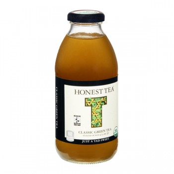 Honest Tea Classic Green Organic