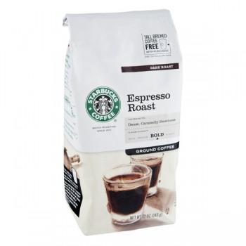 Starbucks Bold Espresso Roast Coffee (Ground)