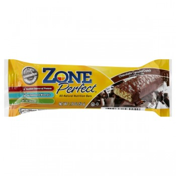 ZonePerfect Nutrition Bar Chocolate Coconut Crunch All Natural