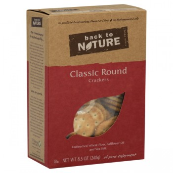 Back to Nature Crackers Classic Rounds