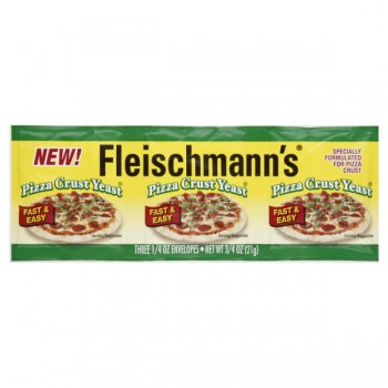 Fleischmann Yeast Pizza Crust - 3 ct