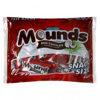 Mounds Bars Snack Size