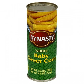Dynasty Corn Whole Baby Sweet