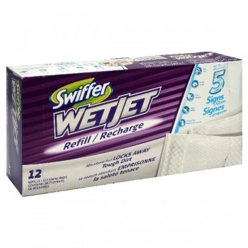Swiffer WetJet Cleaning Pads Refill