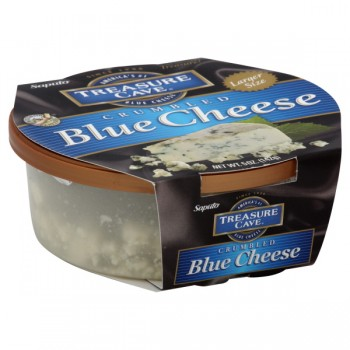 Treasure Cave Cheese Blue Crumbled