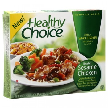 Healthy Choice Complete Meals Roasted Sesame Chicken