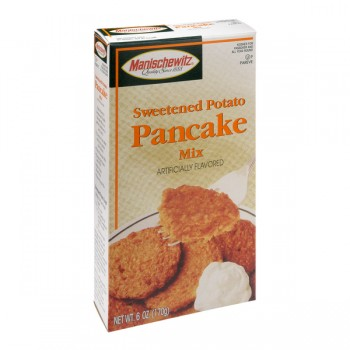 Manischewitz Potato Pancake Mix Sweetened